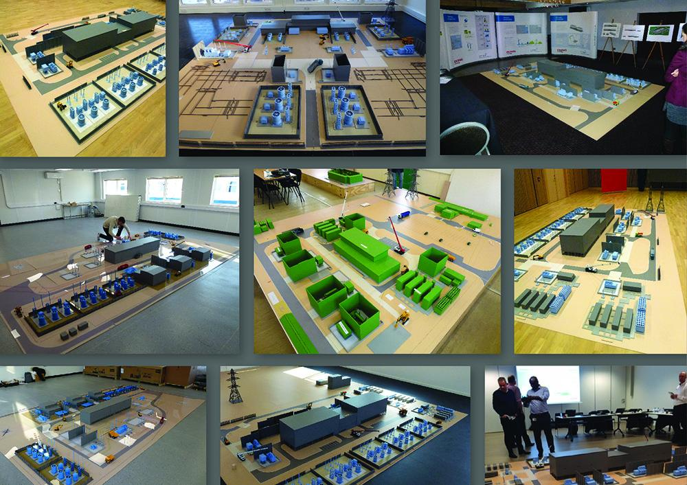 planning health and safety drill model